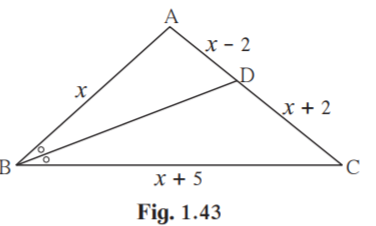 Maharashtra board Sol class 10 maths p2 chapter 1-13