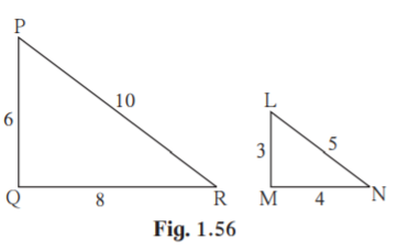 Maharashtra board Sol class 10 maths p2 chapter 1-17