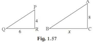 Maharashtra board Sol class 10 maths p2 chapter 1-18