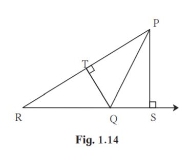 Maharashtra board Sol class 10 maths p2 chapter 1-2