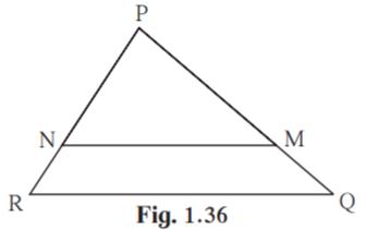 Maharashtra board Sol class 10 maths p2 chapter 1-6