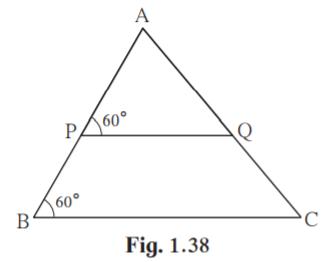 Maharashtra board Sol class 10 maths p2 chapter 1-8