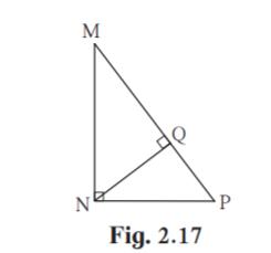 Maharashtra board Sol class 10 maths p2 chapter 2-1