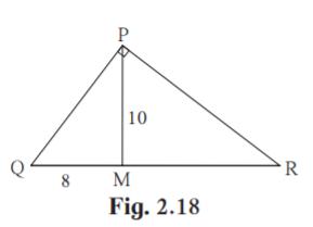 Maharashtra board Sol class 10 maths p2 chapter 2-2