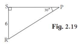 Maharashtra board Sol class 10 maths p2 chapter 2-3