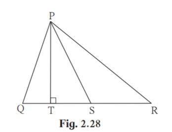 Maharashtra board Sol class 10 maths p2 chapter 2-7