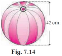 Maharashtra board Sol class 10 maths p2 chapter 7-7