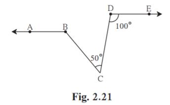 Maharashtra Board Sol Class 9 Maths p2 chapter 2-14