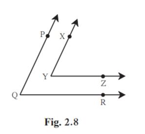Maharashtra Board Sol Class 9 Maths p2 chapter 2-6