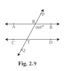 Maharashtra Board Sol Class 9 Maths p2 chapter 2-8