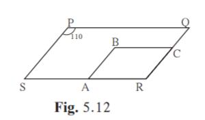 Maharashtra Board Sol Class 9 Maths p2 chapter 5-6