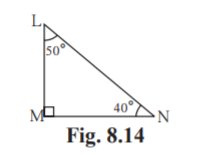 Maharashtra Board Sol Class 9 Maths p2 chapter 8-3