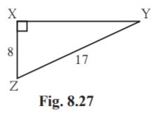 Maharashtra Board Sol Class 9 Maths p2 chapter 8-7