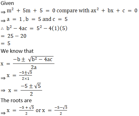 Maharashtra Board Solutions for Class 10 Maths Part 1 Chapter 2 - Image 104