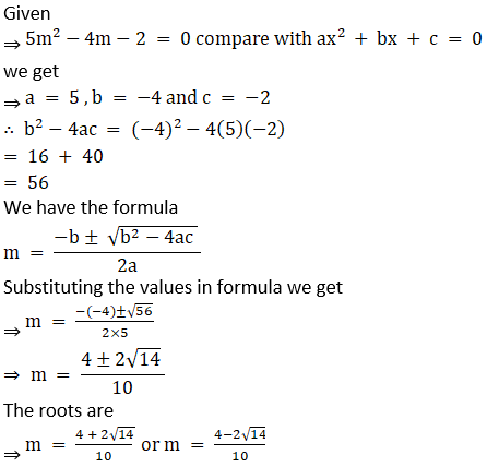 Maharashtra Board Solutions for Class 10 Maths Part 1 Chapter 2 - Image 34