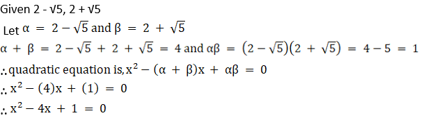 Maharashtra Board Solutions for Class 10 Maths Part 1 Chapter 2 - Image 58