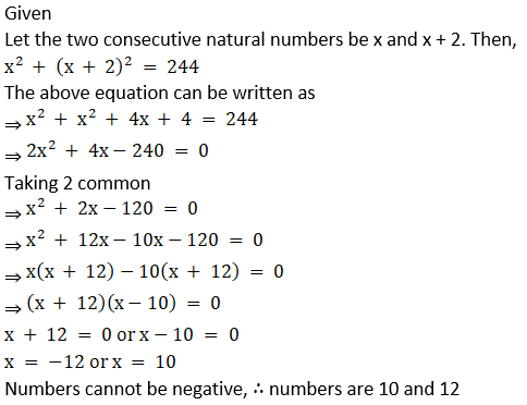Maharashtra Board Solutions for Class 10 Maths Part 1 Chapter 2 - Image 66