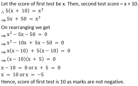 Maharashtra Board Solutions for Class 10 Maths Part 1 Chapter 2 - Image 71