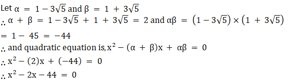Maharashtra Board Solutions for Class 10 Maths Part 1 Chapter 2 - Image 92