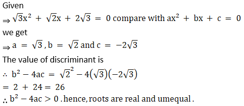 Maharashtra Board Solutions for Class 10 Maths Part 1 Chapter 2 - Image 95