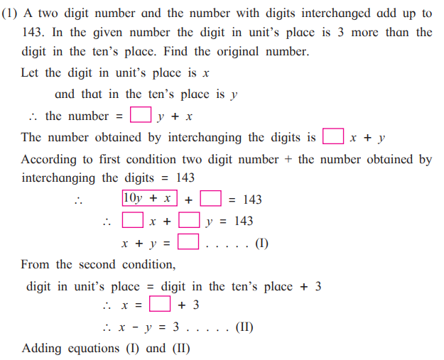 Maharashtra Board Solutions for Class 10 Maths Part 1 Chapter1 - Image 105