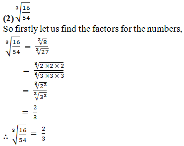 Maharashtra Board Solutions for Class 8 Maths Chapter 3 - image 4