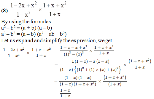 Maharashtra Board Solutions for Class 8 Maths Chapter 6 – image 17