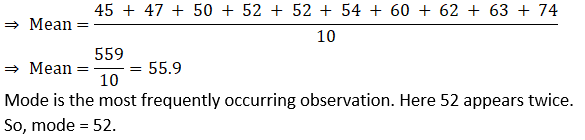 Maharashtra Board Solutions for Class 9 Maths part 1 Chapter 7 -  Image 62