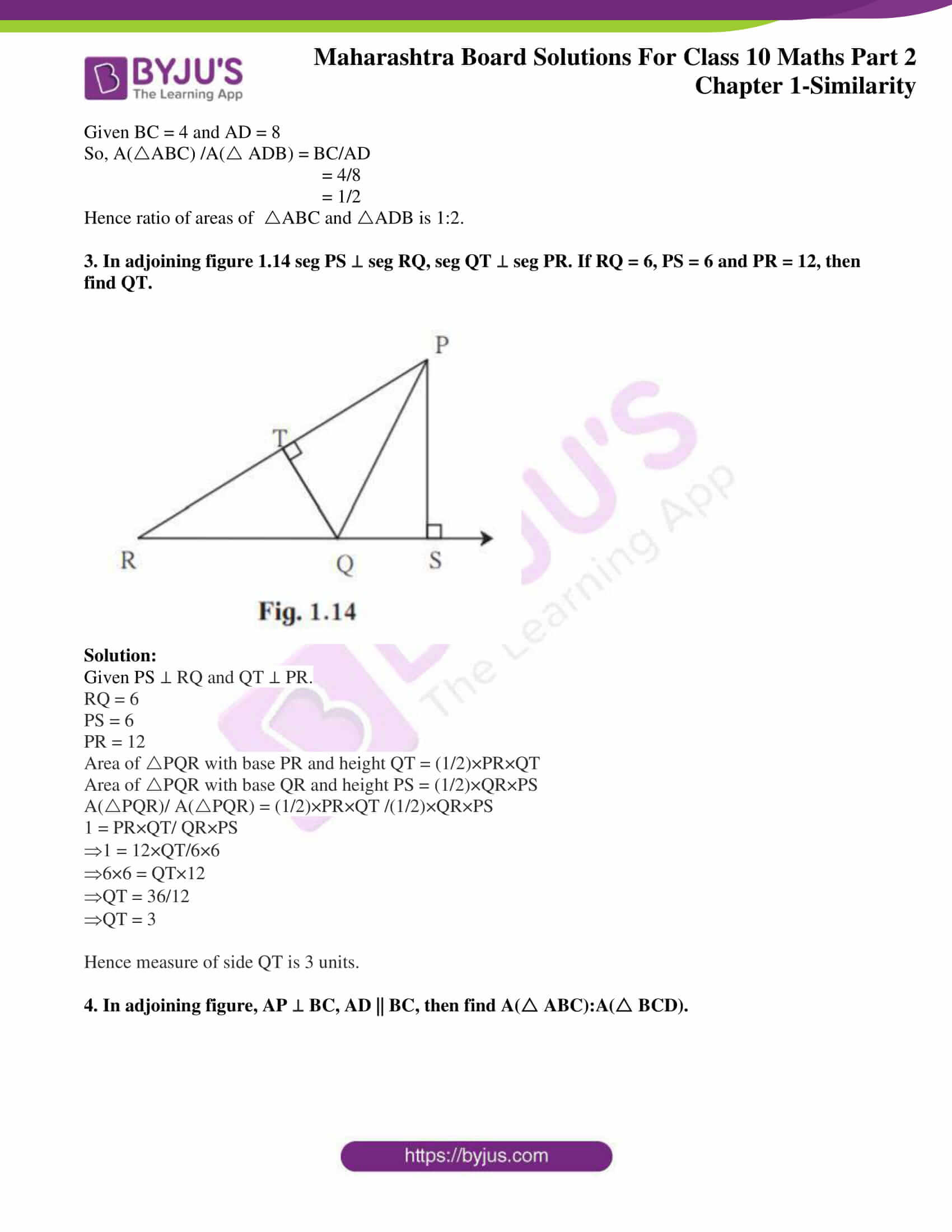 msbshse sol class 10 maths part 2 chapter 1 02