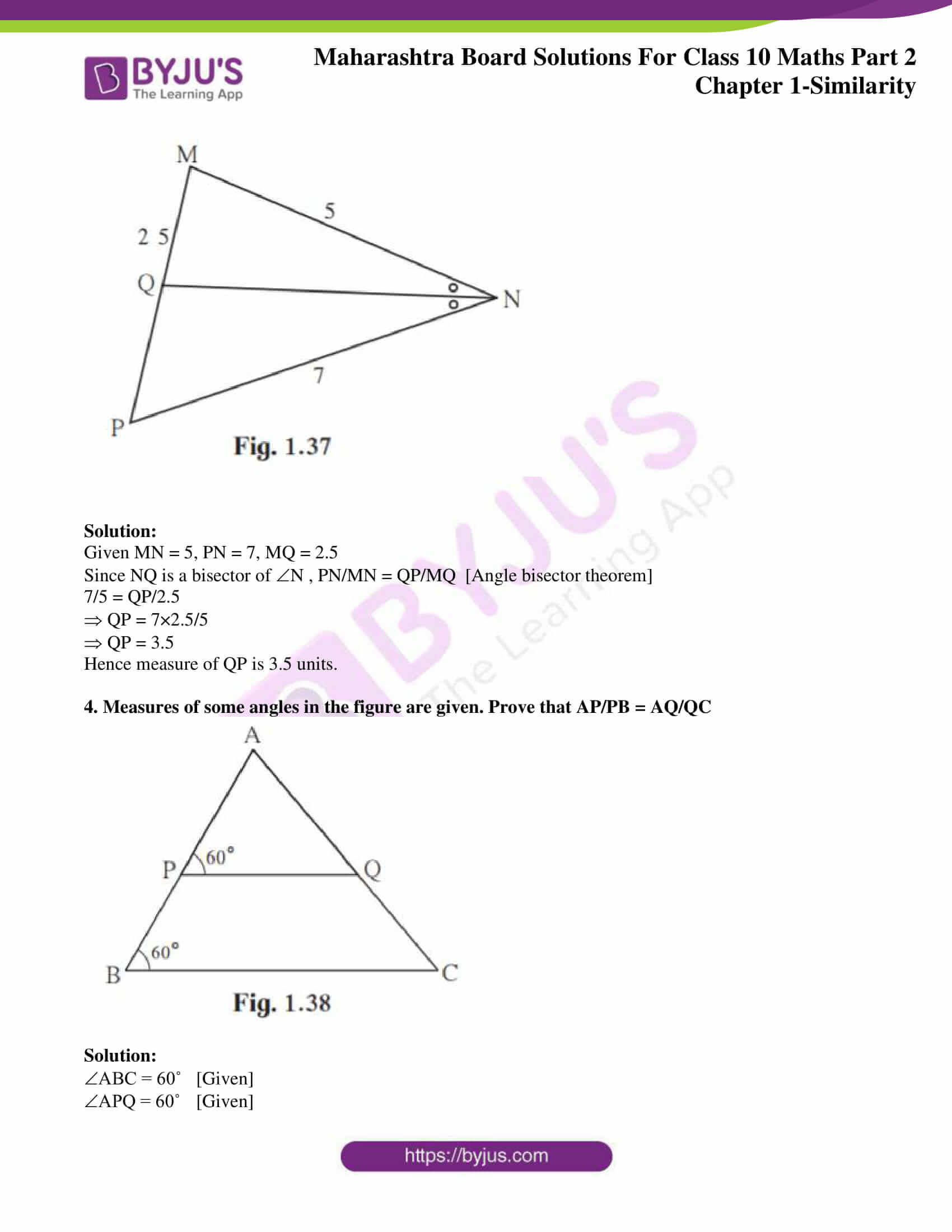 msbshse sol class 10 maths part 2 chapter 1 07