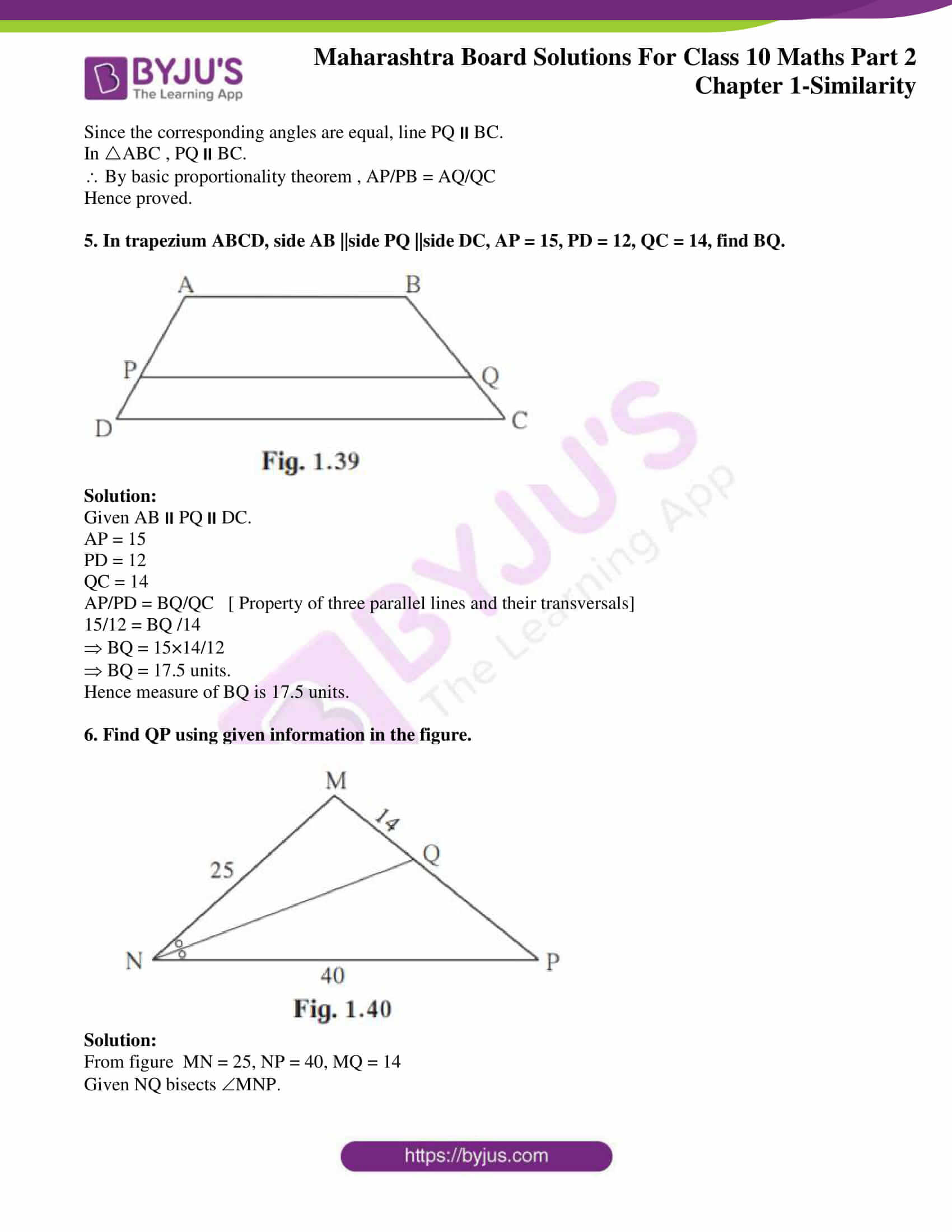 msbshse sol class 10 maths part 2 chapter 1 08
