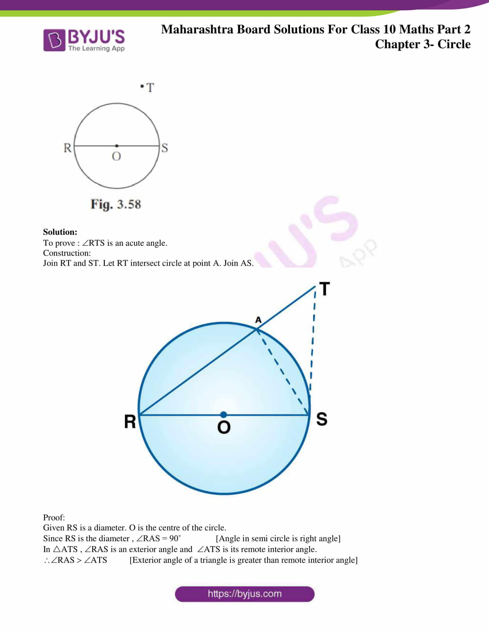 msbshse sol class 10 maths part 2 chapter 3 12