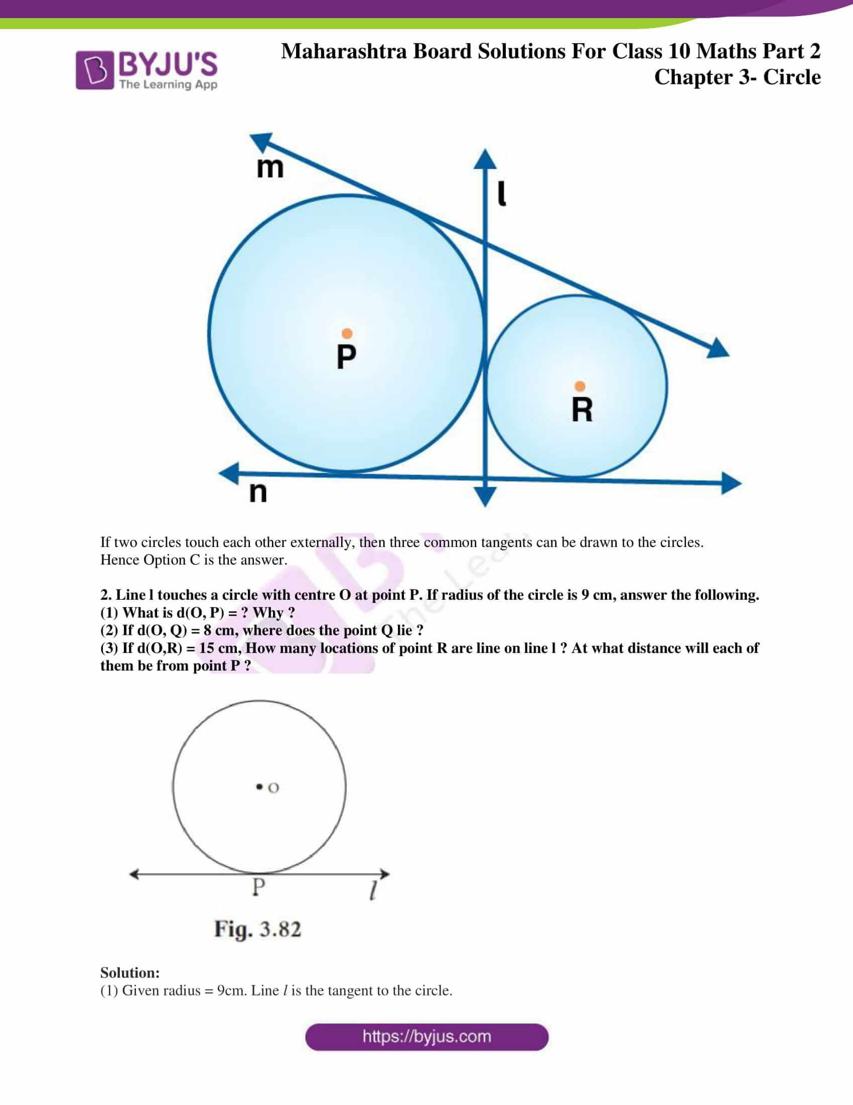 msbshse sol class 10 maths part 2 chapter 3 19