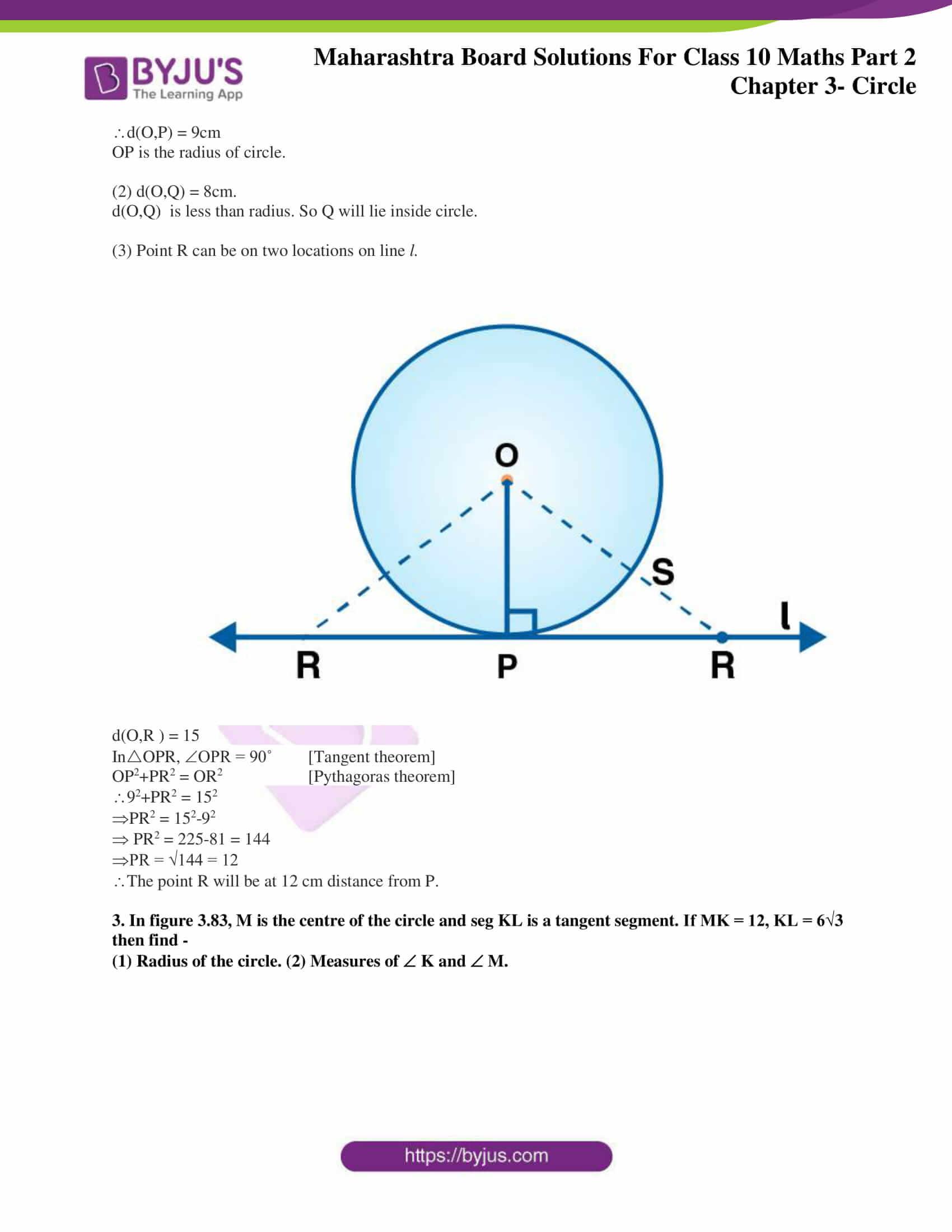 msbshse sol class 10 maths part 2 chapter 3 20