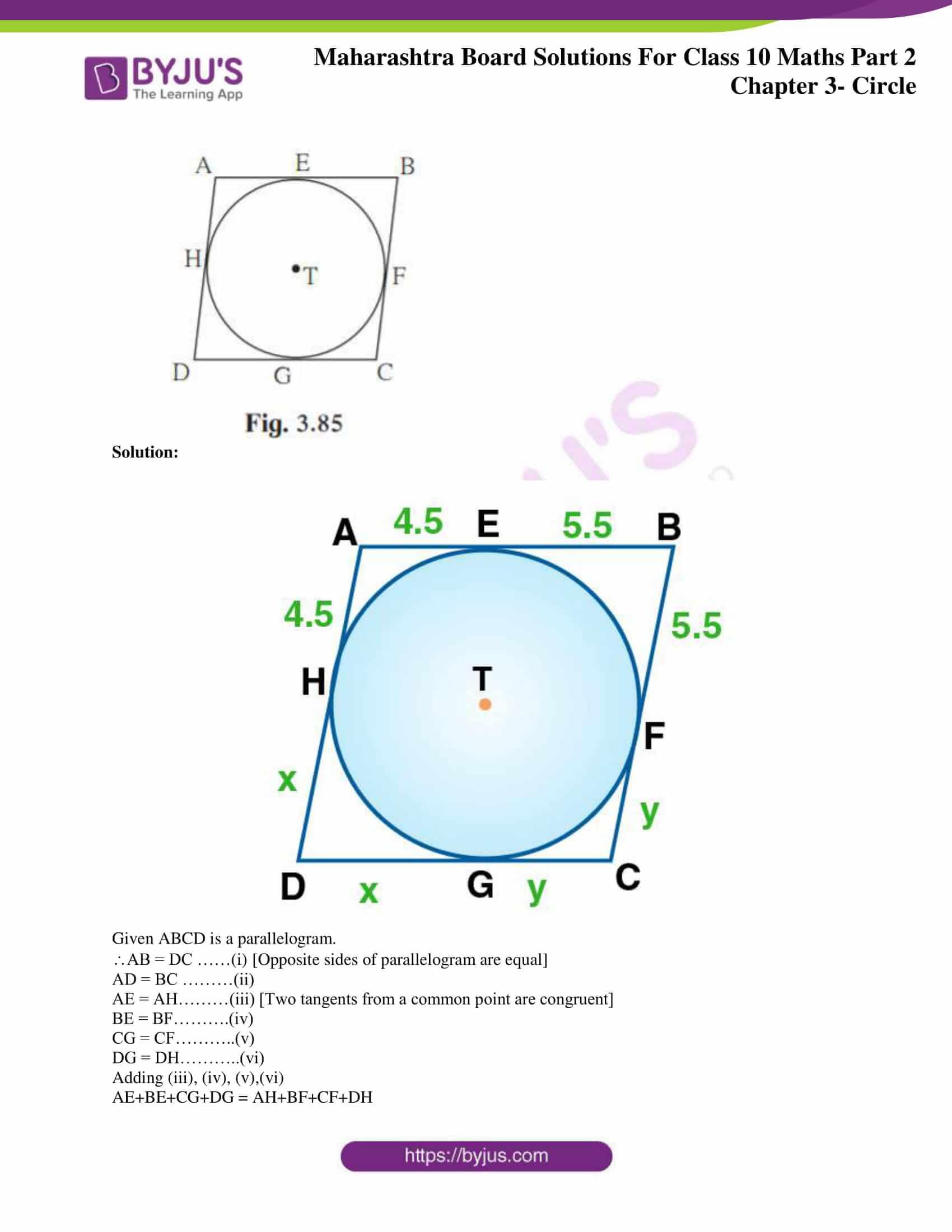 msbshse sol class 10 maths part 2 chapter 3 23