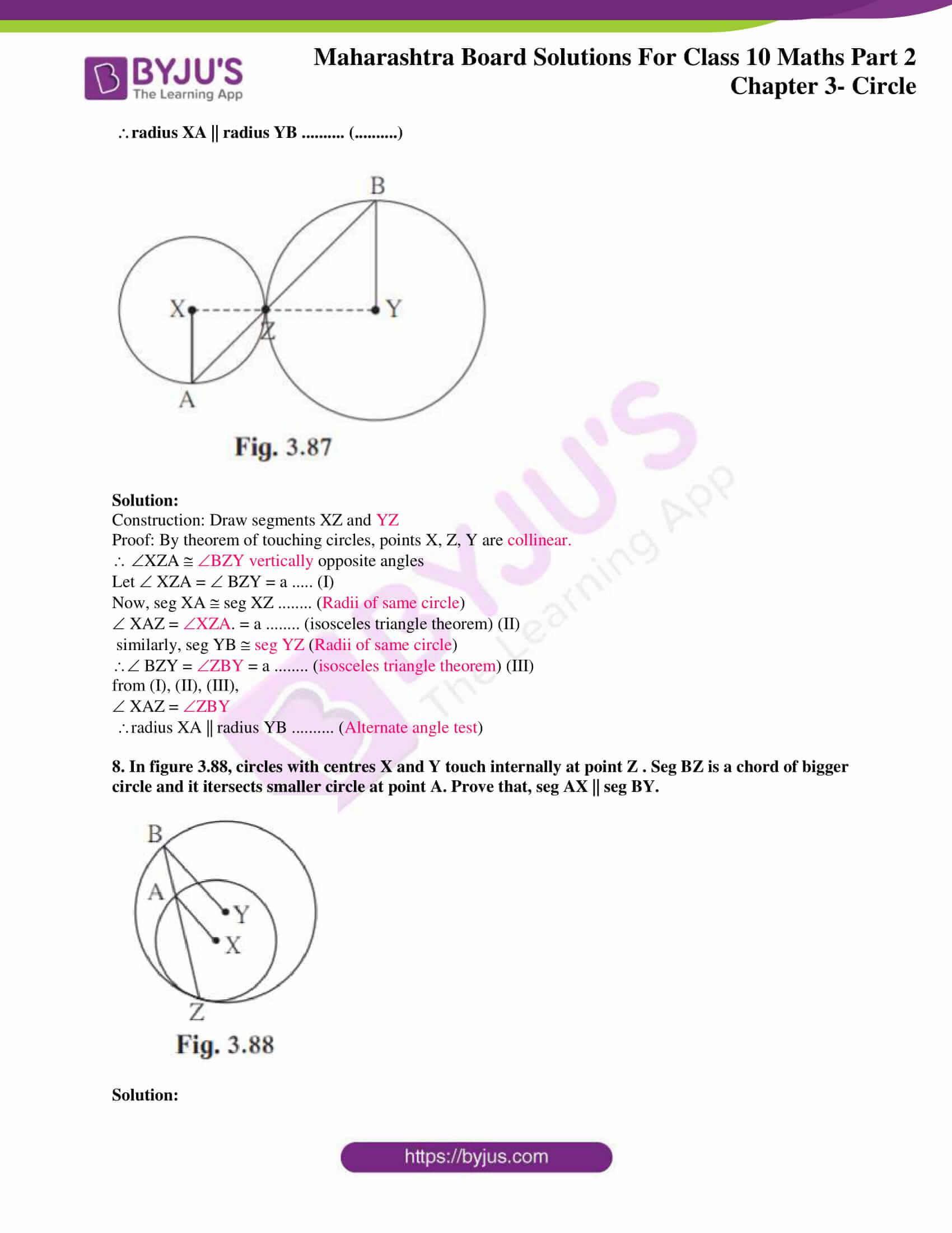 msbshse sol class 10 maths part 2 chapter 3 26