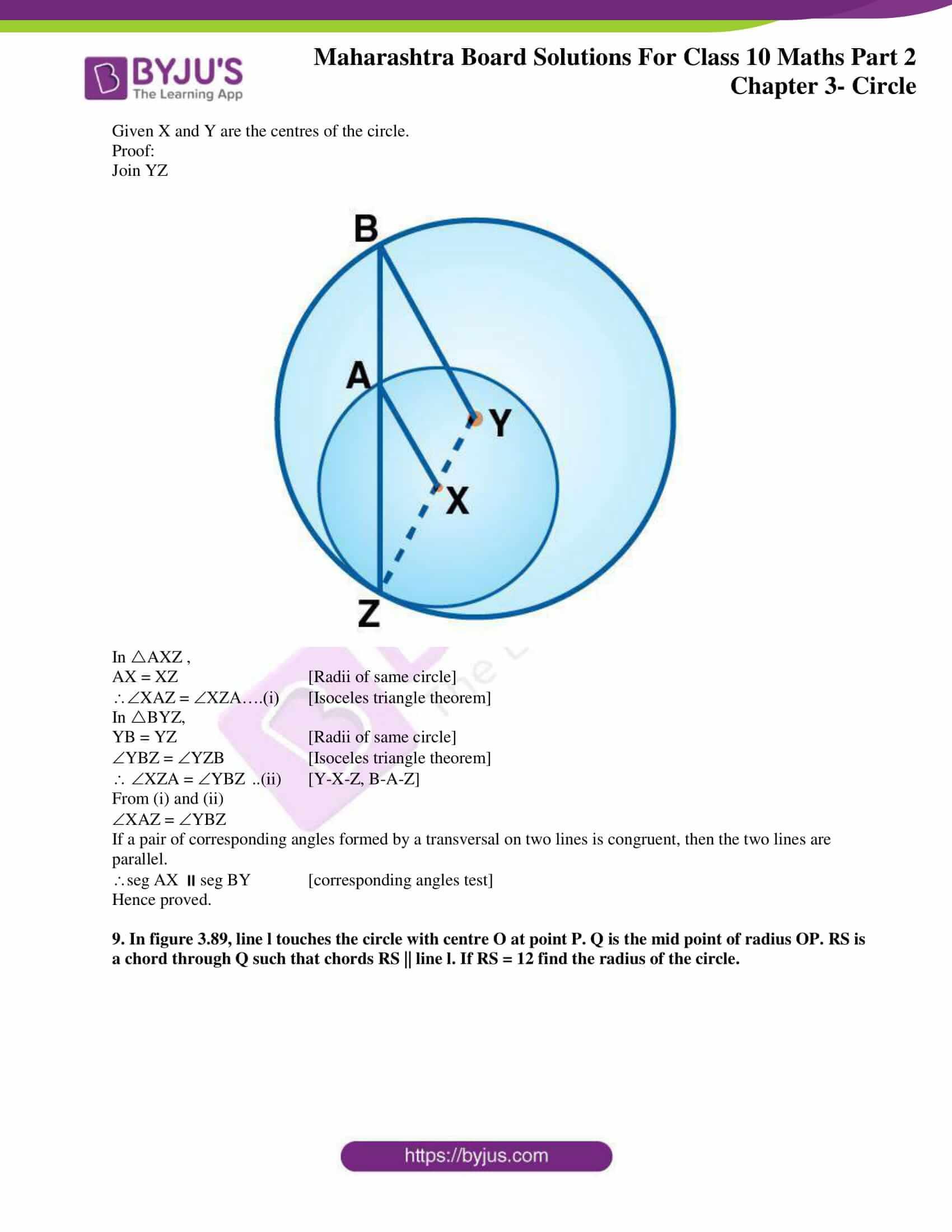 msbshse sol class 10 maths part 2 chapter 3 27