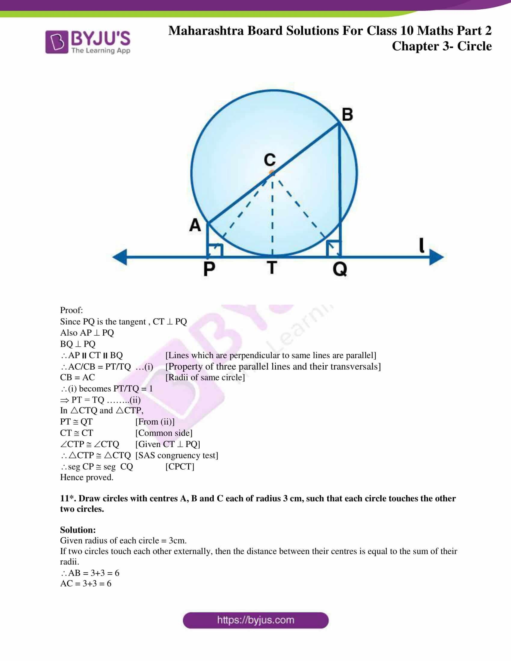 msbshse sol class 10 maths part 2 chapter 3 30