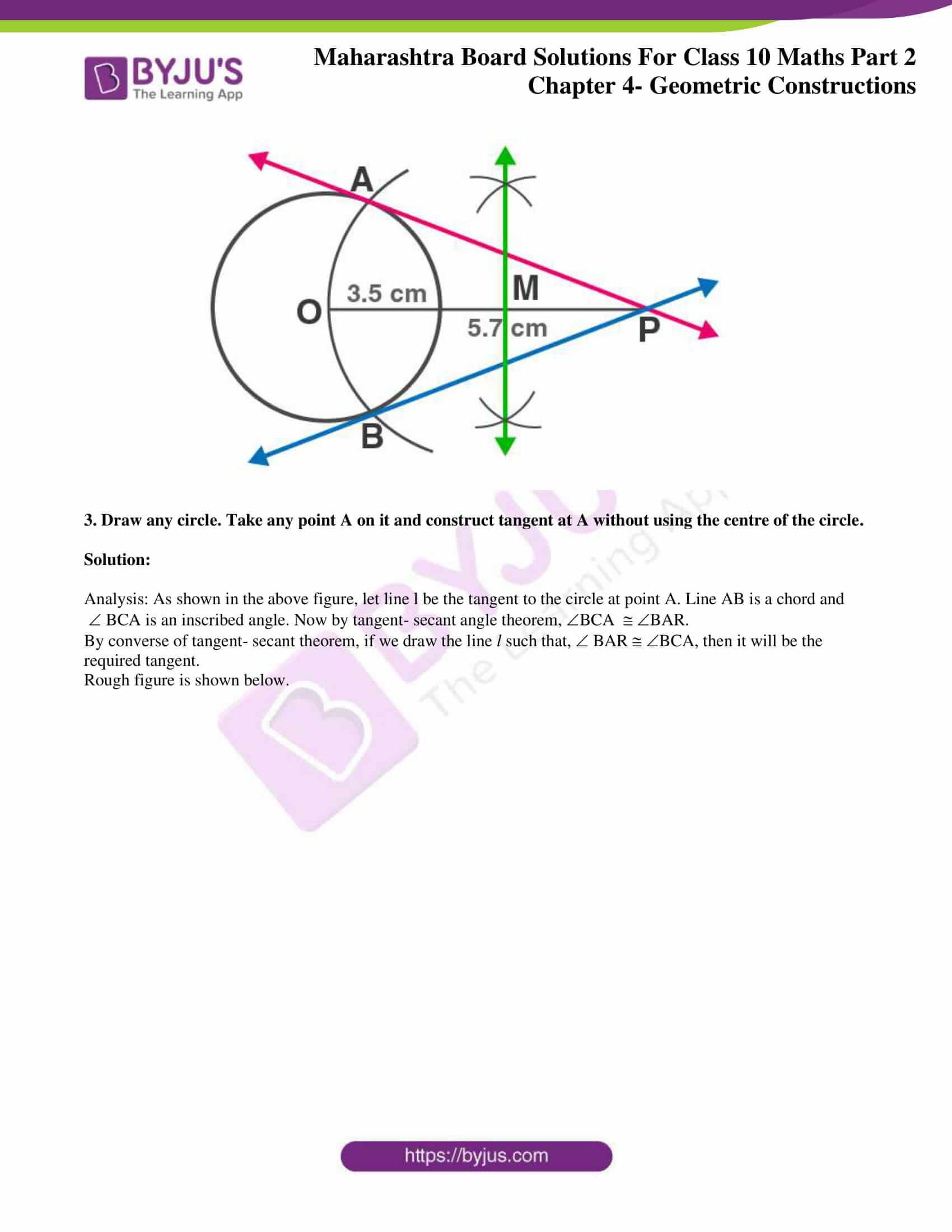 msbshse sol class 10 maths part 2 chapter 4 11