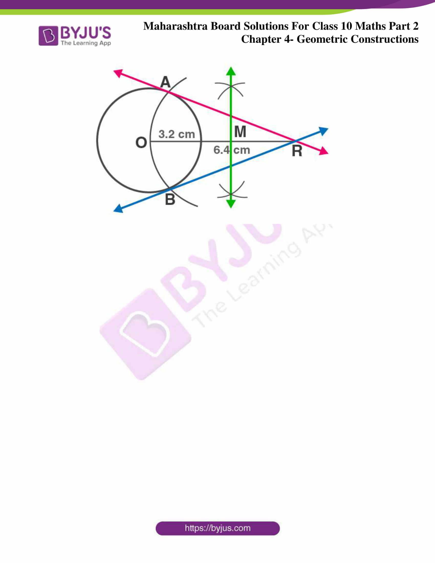 msbshse sol class 10 maths part 2 chapter 4 14