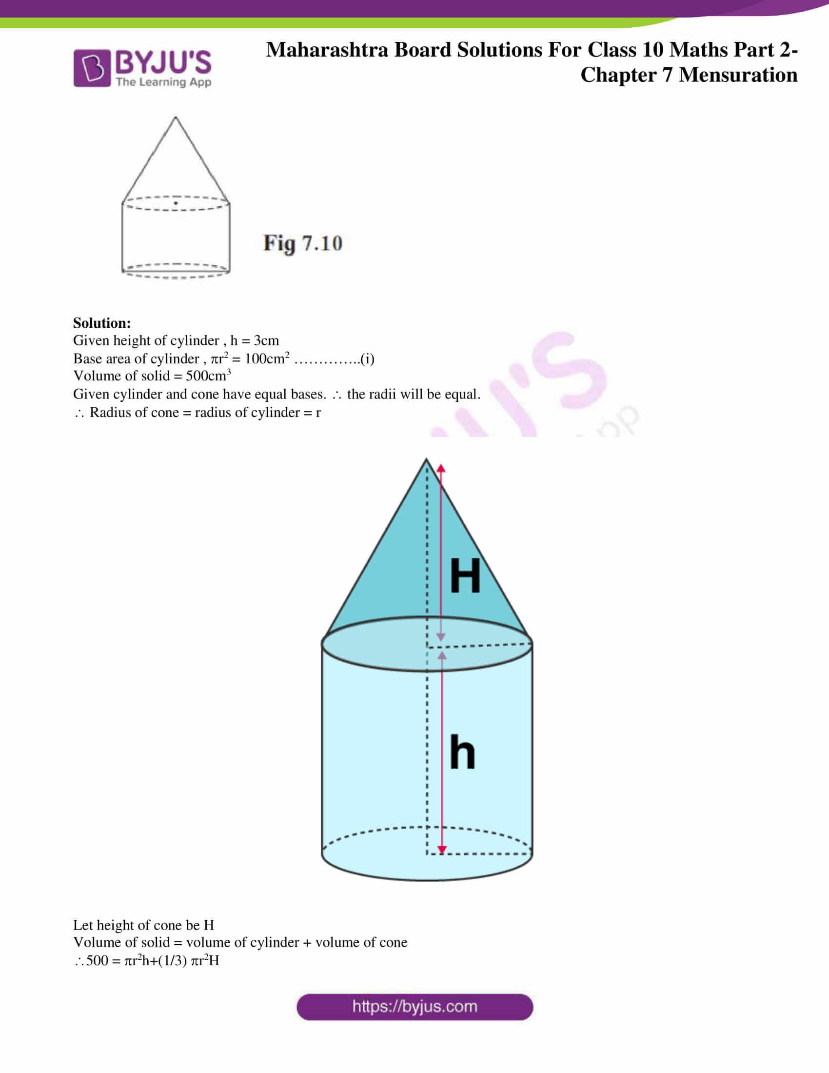 msbshse sol class 10 maths part 2 chapter 7 03