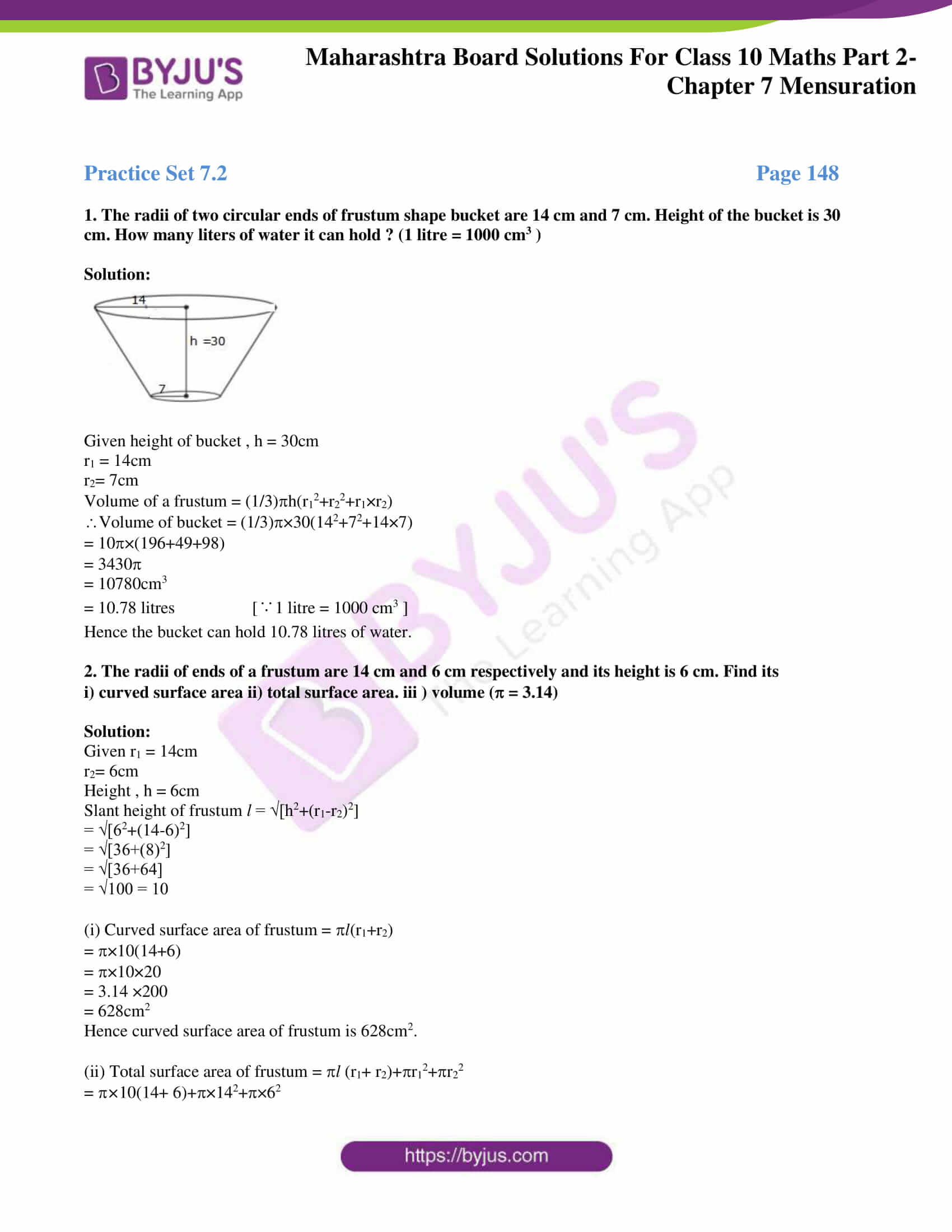 msbshse sol class 10 maths part 2 chapter 7 08