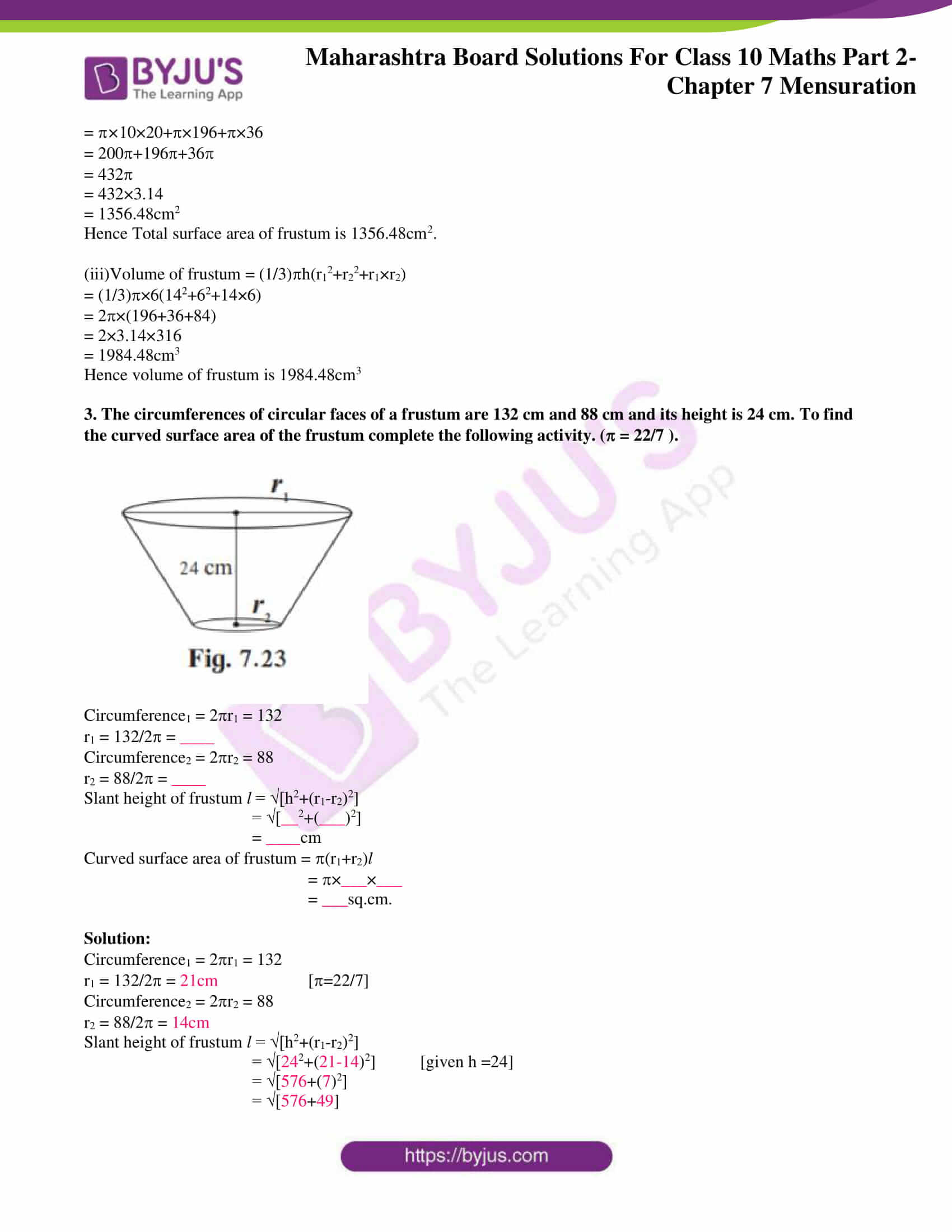 msbshse sol class 10 maths part 2 chapter 7 09