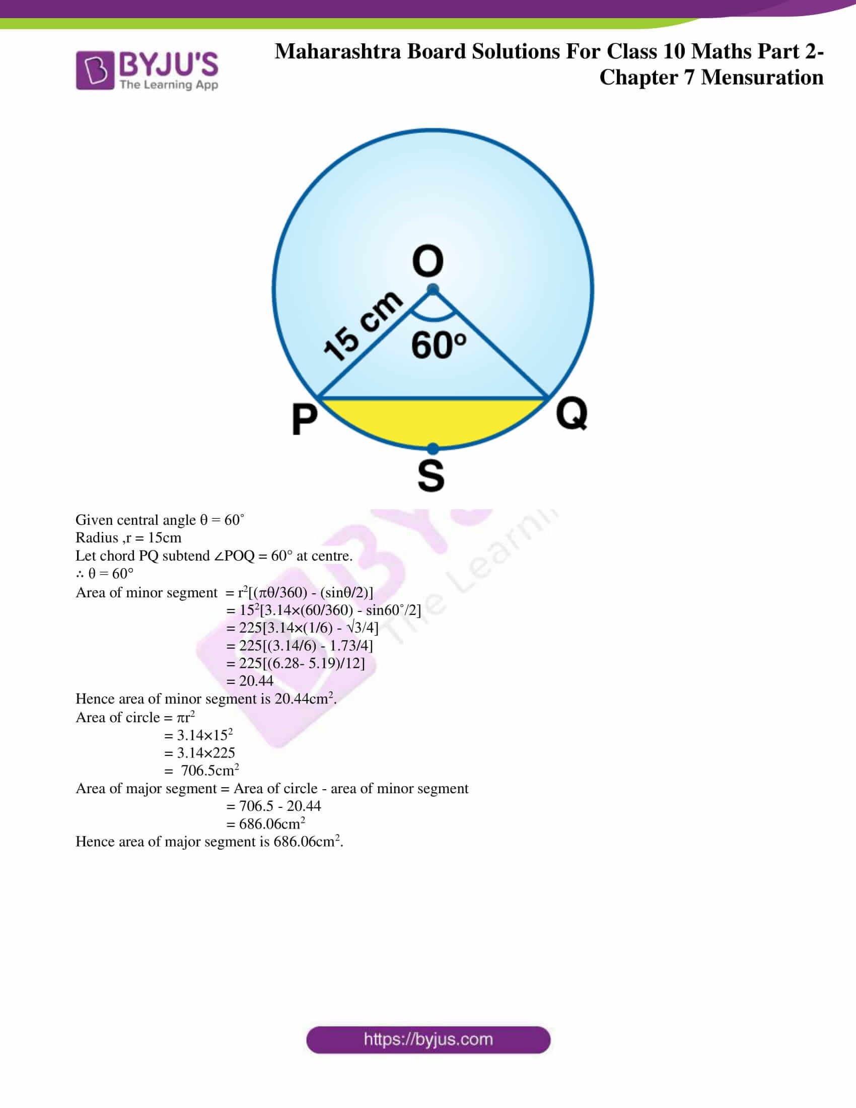 msbshse sol class 10 maths part 2 chapter 7 21