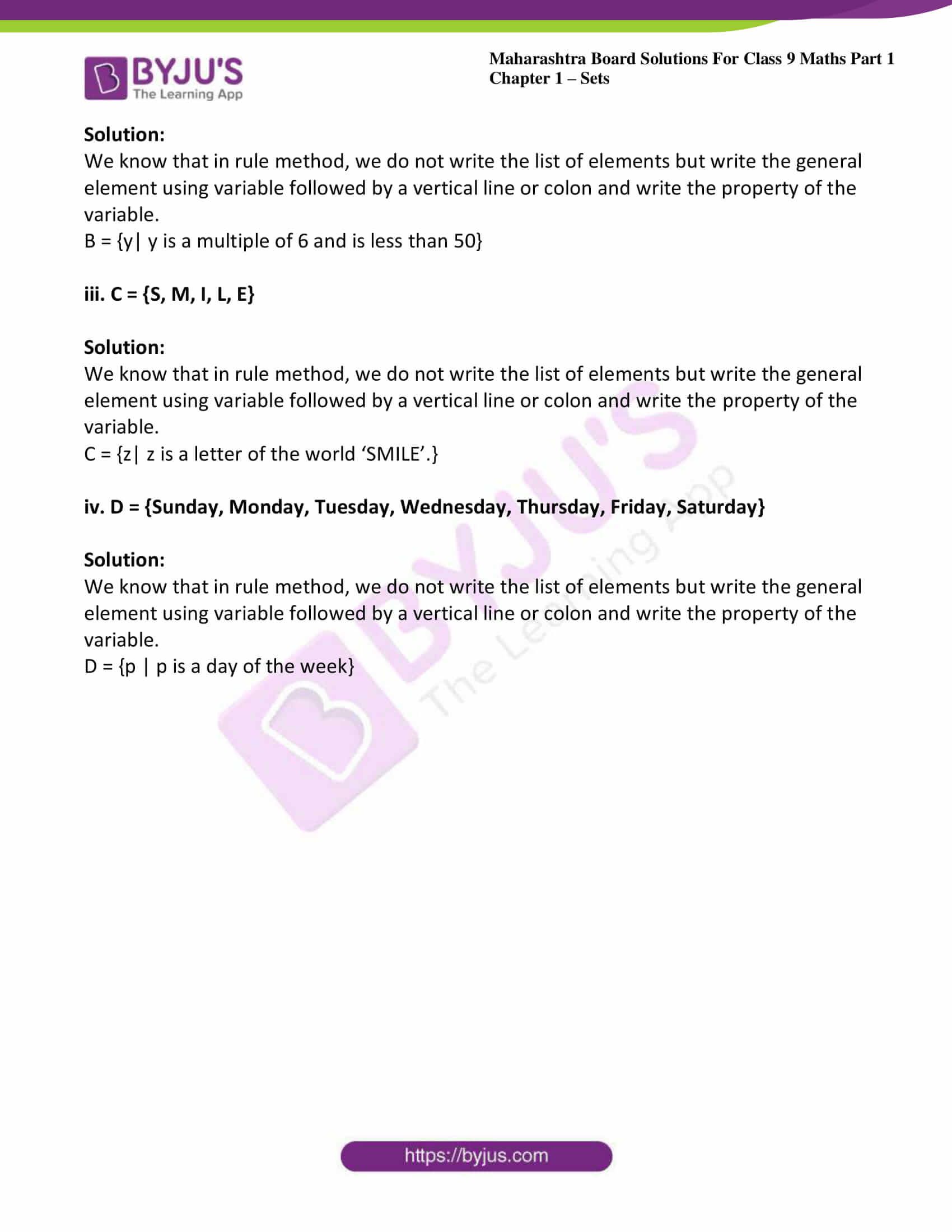 msbshse sol class 9 maths part 1 chapter 1 sets 04