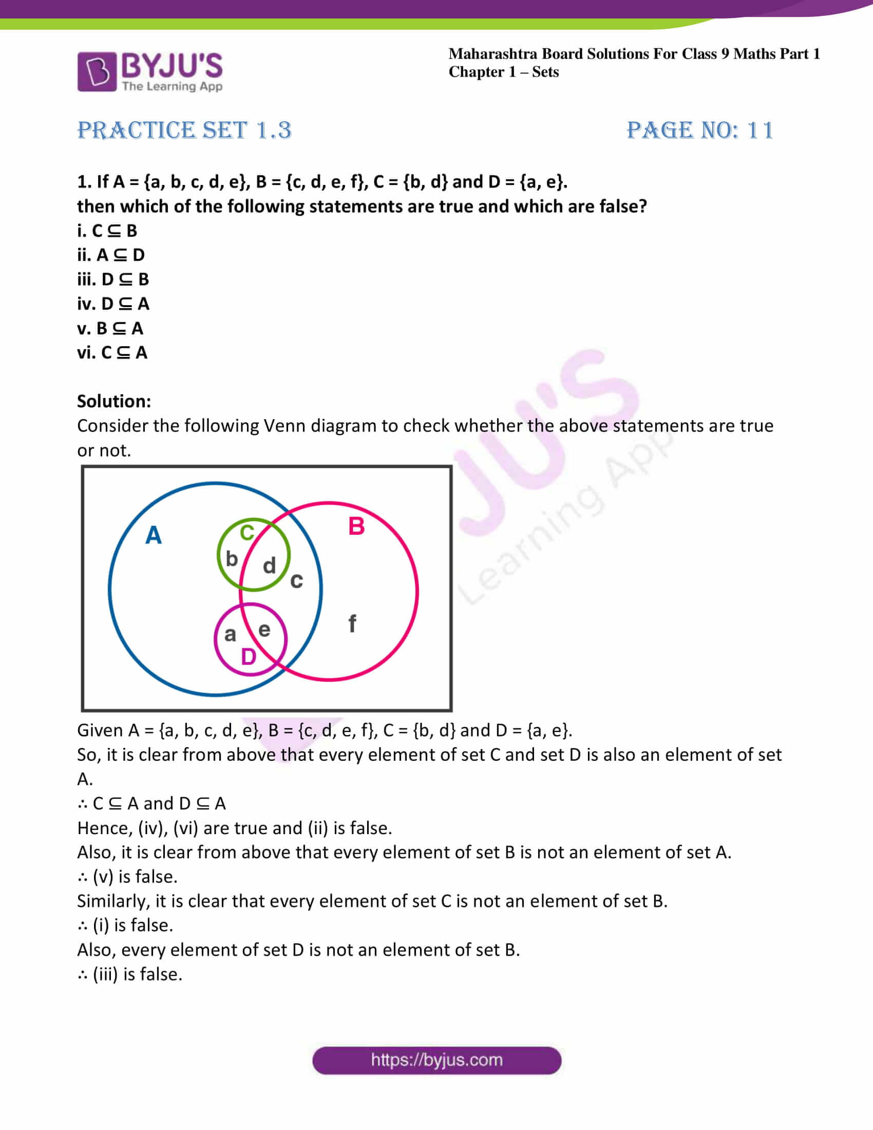 msbshse sol class 9 maths part 1 chapter 1 sets 08
