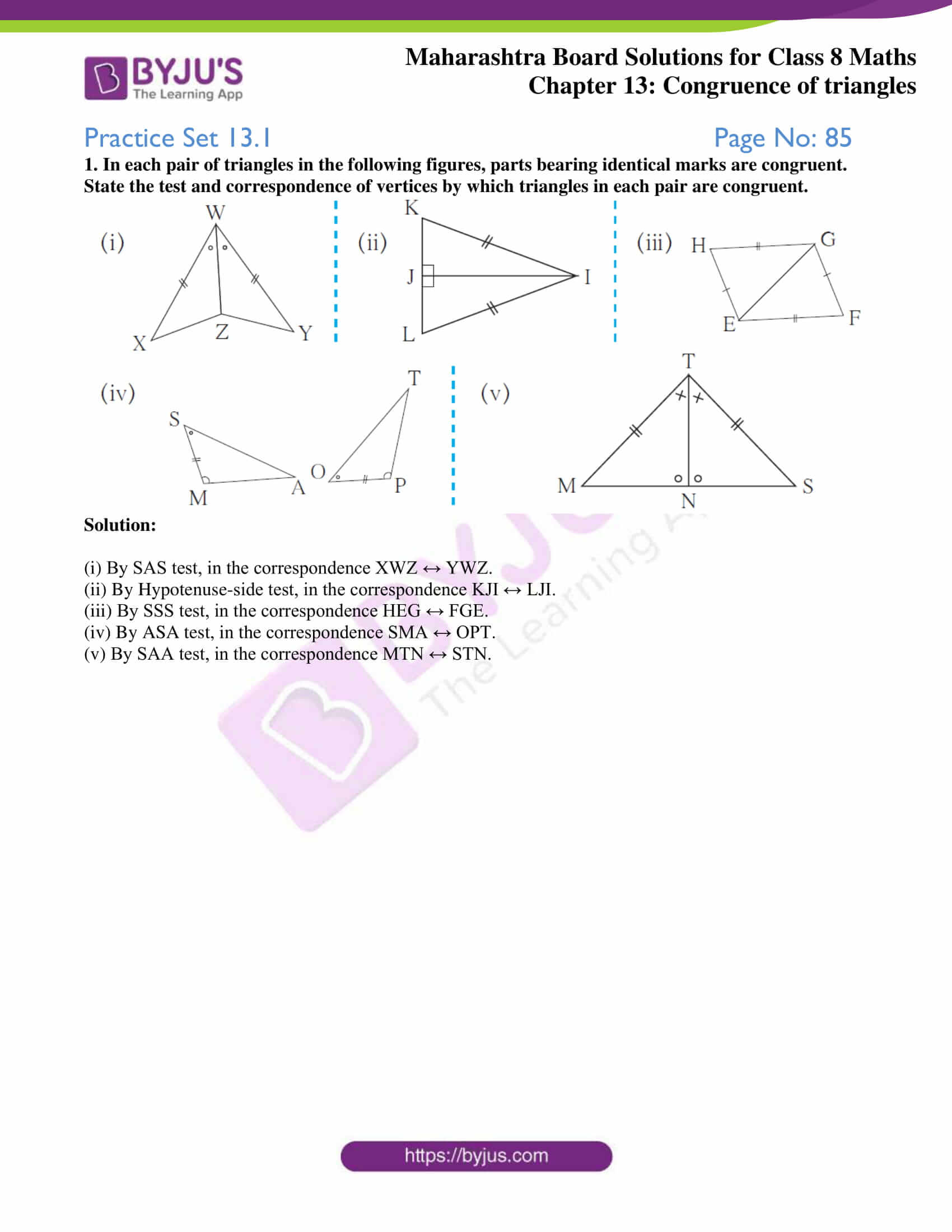 msbshse sol for class 8 maths chapter 13 1