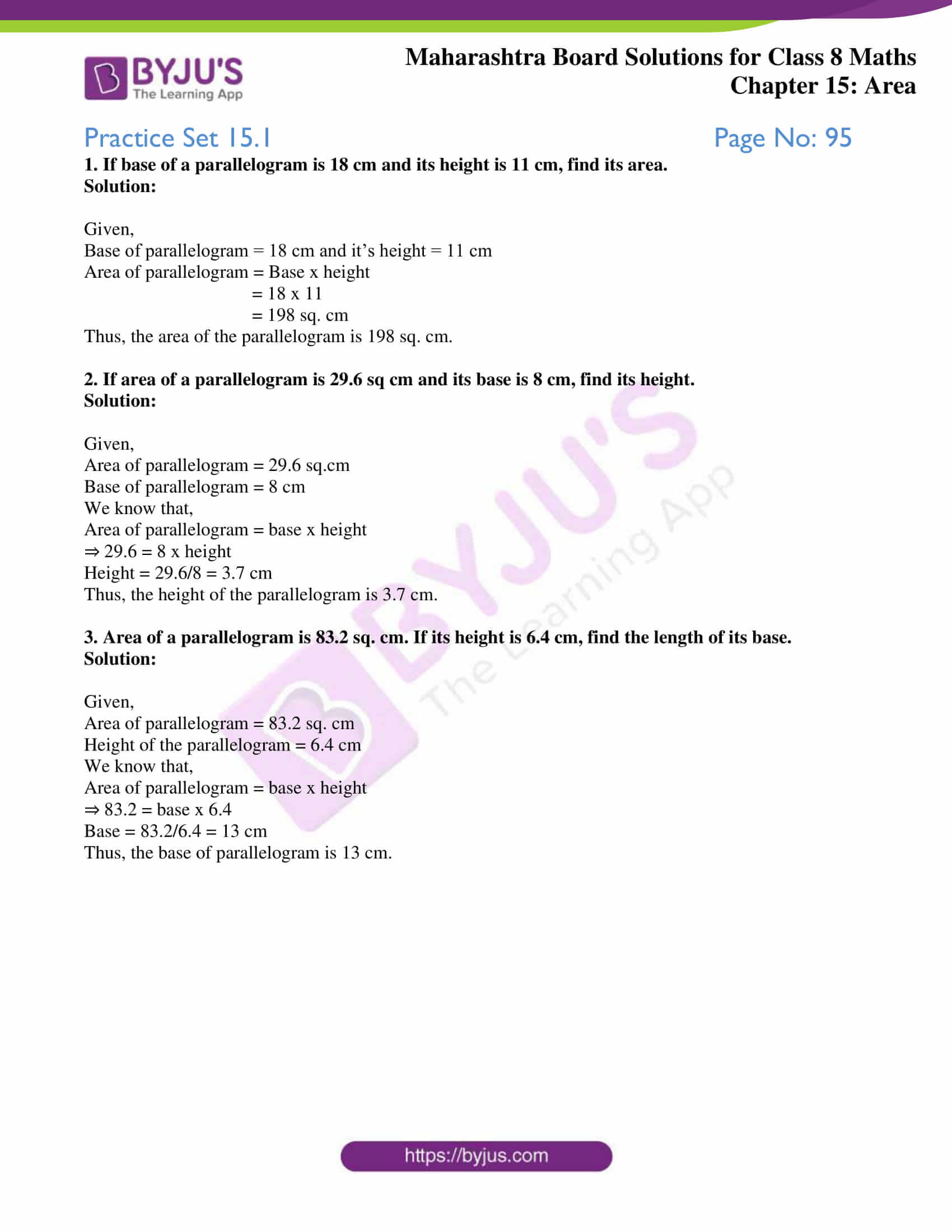 msbshse sol for class 8 maths chapter 15 01