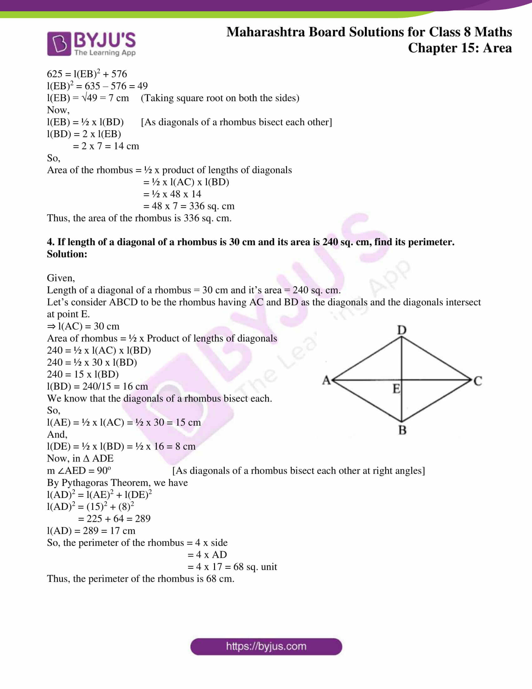 msbshse sol for class 8 maths chapter 15 03