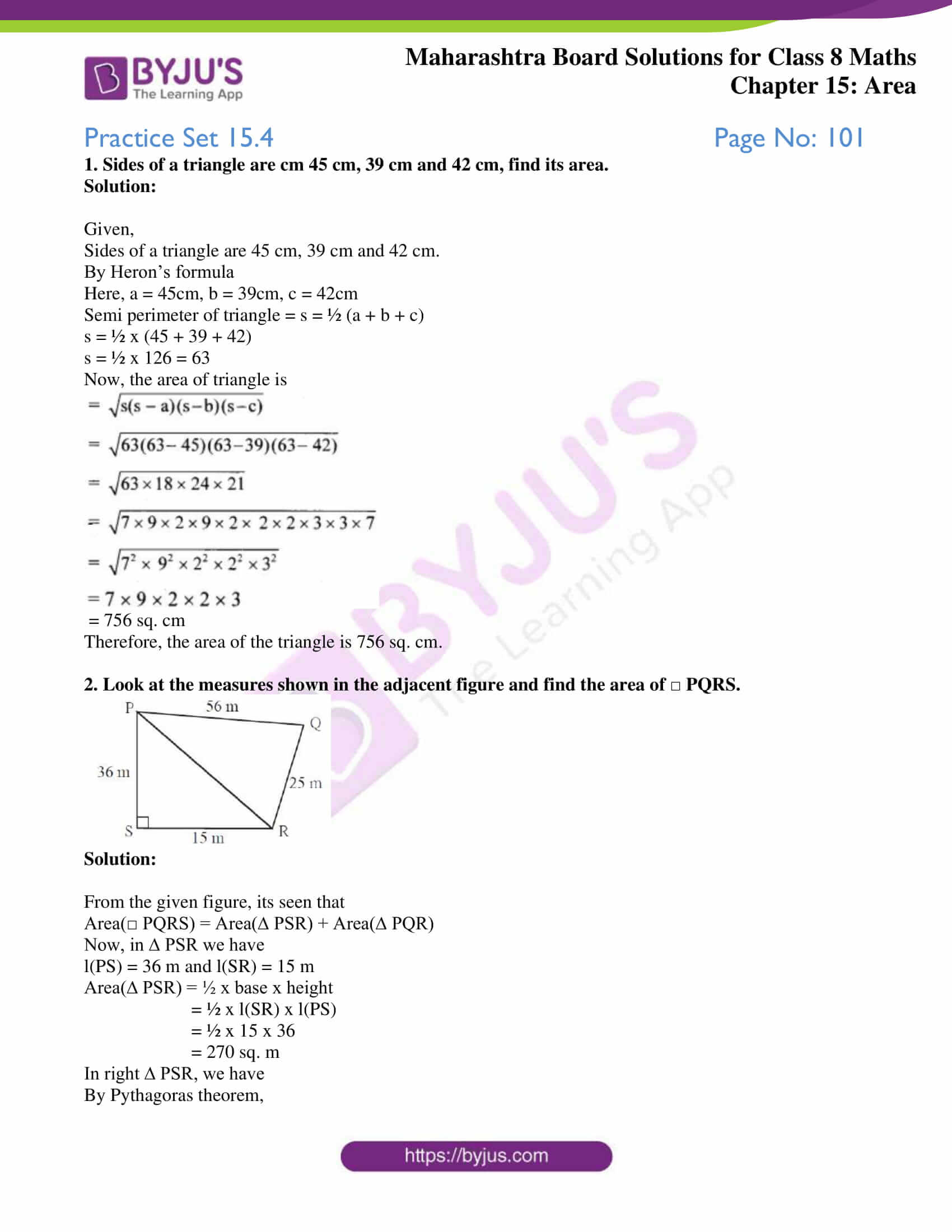 msbshse sol for class 8 maths chapter 15 06